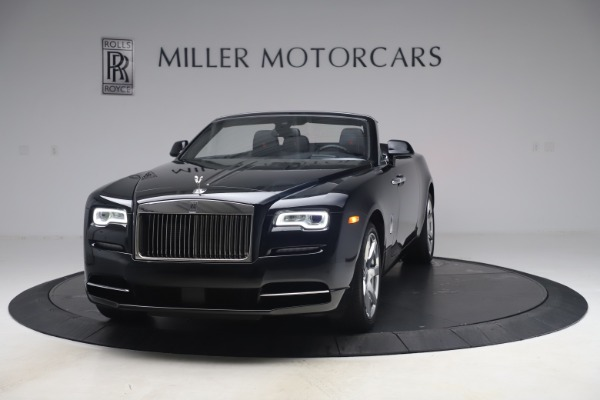 Used 2017 Rolls-Royce Dawn for sale $245,900 at Aston Martin of Greenwich in Greenwich CT 06830 1