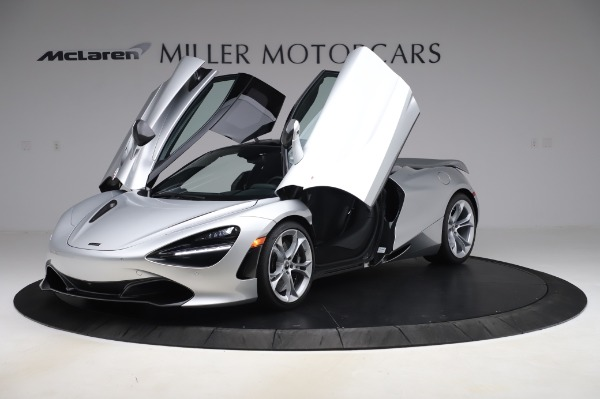 New 2020 McLaren 720S Performance for sale $347,550 at Aston Martin of Greenwich in Greenwich CT 06830 10