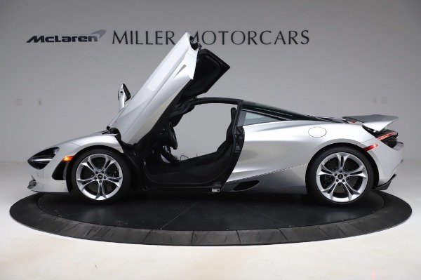 New 2020 McLaren 720S Performance for sale $347,550 at Aston Martin of Greenwich in Greenwich CT 06830 11