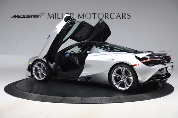 New 2020 McLaren 720S Performance for sale $347,550 at Aston Martin of Greenwich in Greenwich CT 06830 12