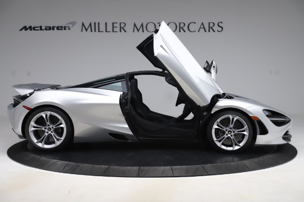 New 2020 McLaren 720S Performance for sale $347,550 at Aston Martin of Greenwich in Greenwich CT 06830 15