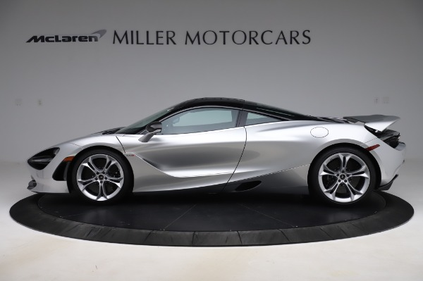 New 2020 McLaren 720S Performance for sale $347,550 at Aston Martin of Greenwich in Greenwich CT 06830 2