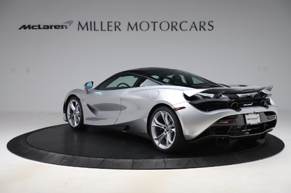 New 2020 McLaren 720S Performance for sale $347,550 at Aston Martin of Greenwich in Greenwich CT 06830 3