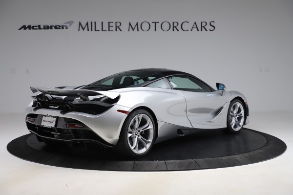 New 2020 McLaren 720S Performance for sale $347,550 at Aston Martin of Greenwich in Greenwich CT 06830 5