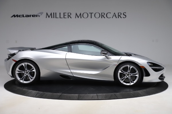 New 2020 McLaren 720S Performance for sale $347,550 at Aston Martin of Greenwich in Greenwich CT 06830 6