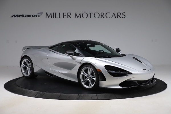 New 2020 McLaren 720S Performance for sale $347,550 at Aston Martin of Greenwich in Greenwich CT 06830 7