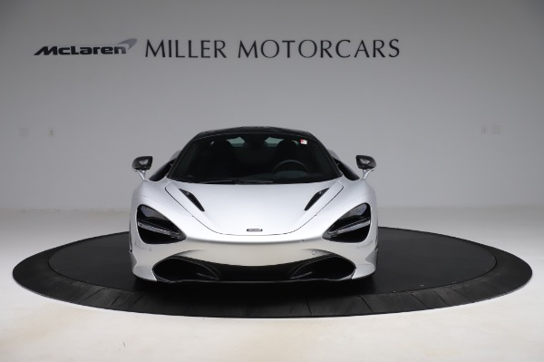New 2020 McLaren 720S Performance for sale $347,550 at Aston Martin of Greenwich in Greenwich CT 06830 8