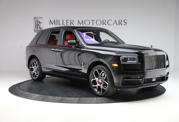 New 2020 Rolls-Royce Cullinan Black Badge for sale Sold at Aston Martin of Greenwich in Greenwich CT 06830 10