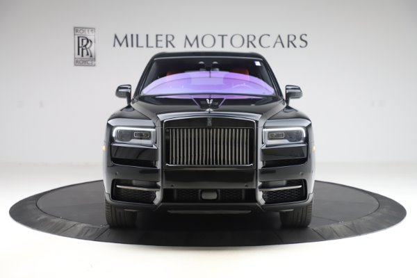 New 2020 Rolls-Royce Cullinan Black Badge for sale Sold at Aston Martin of Greenwich in Greenwich CT 06830 11
