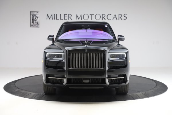 New 2020 Rolls-Royce Cullinan Black Badge for sale Sold at Aston Martin of Greenwich in Greenwich CT 06830 2