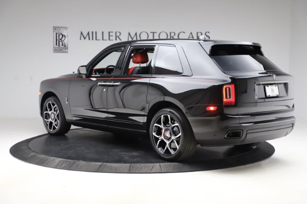 New 2020 Rolls-Royce Cullinan Black Badge for sale Sold at Aston Martin of Greenwich in Greenwich CT 06830 5