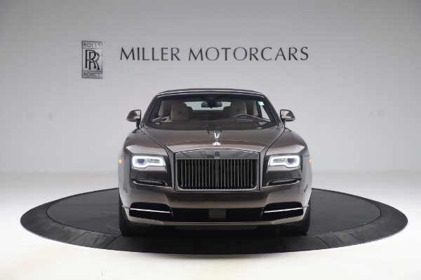 Used 2017 Rolls-Royce Dawn Base for sale $248,900 at Aston Martin of Greenwich in Greenwich CT 06830 11