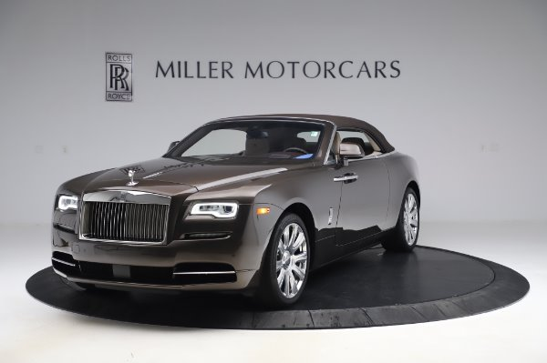 Used 2017 Rolls-Royce Dawn Base for sale $248,900 at Aston Martin of Greenwich in Greenwich CT 06830 12