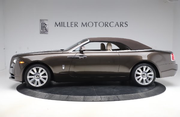 Used 2017 Rolls-Royce Dawn Base for sale $248,900 at Aston Martin of Greenwich in Greenwich CT 06830 14