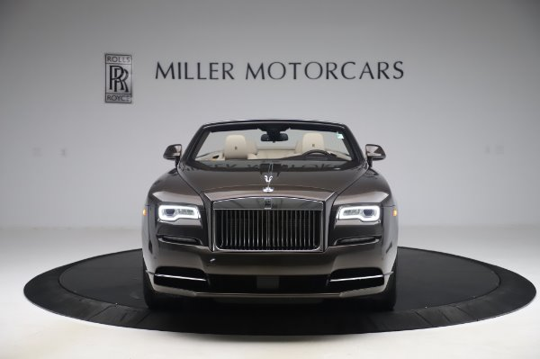 Used 2017 Rolls-Royce Dawn Base for sale $248,900 at Aston Martin of Greenwich in Greenwich CT 06830 2
