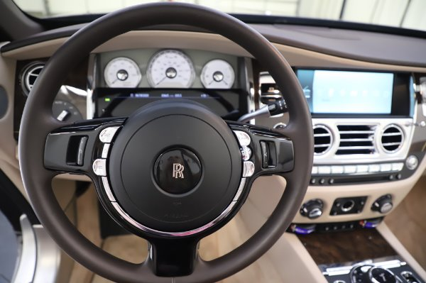 Used 2017 Rolls-Royce Dawn Base for sale $248,900 at Aston Martin of Greenwich in Greenwich CT 06830 26