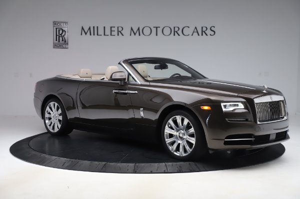 Used 2017 Rolls-Royce Dawn Base for sale $248,900 at Aston Martin of Greenwich in Greenwich CT 06830 9