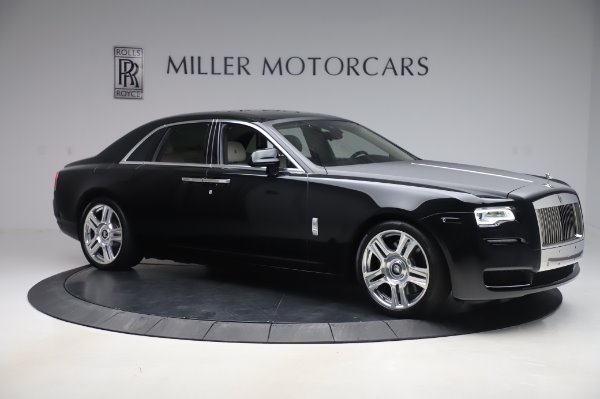 Used 2015 Rolls-Royce Ghost Base for sale Call for price at Aston Martin of Greenwich in Greenwich CT 06830 10