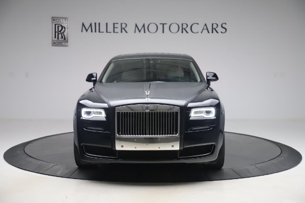 Used 2015 Rolls-Royce Ghost Base for sale Call for price at Aston Martin of Greenwich in Greenwich CT 06830 2
