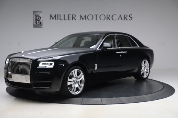 Used 2015 Rolls-Royce Ghost Base for sale Call for price at Aston Martin of Greenwich in Greenwich CT 06830 3