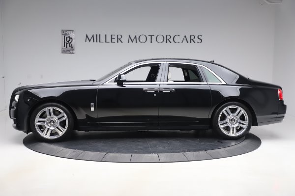 Used 2015 Rolls-Royce Ghost Base for sale Call for price at Aston Martin of Greenwich in Greenwich CT 06830 4