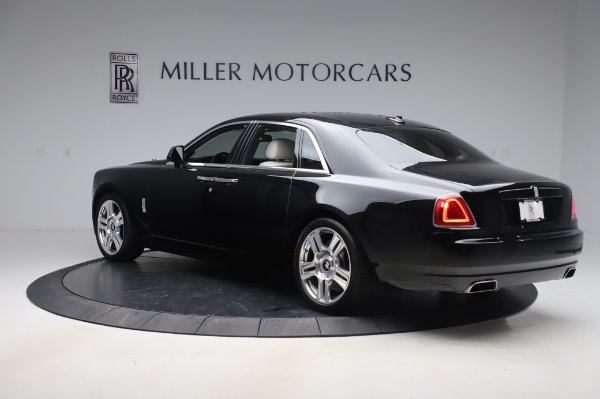 Used 2015 Rolls-Royce Ghost Base for sale Call for price at Aston Martin of Greenwich in Greenwich CT 06830 5