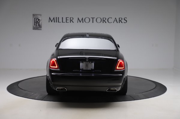 Used 2015 Rolls-Royce Ghost for sale $159,900 at Aston Martin of Greenwich in Greenwich CT 06830 6