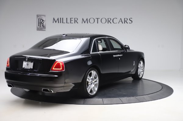 Used 2015 Rolls-Royce Ghost Base for sale Call for price at Aston Martin of Greenwich in Greenwich CT 06830 7