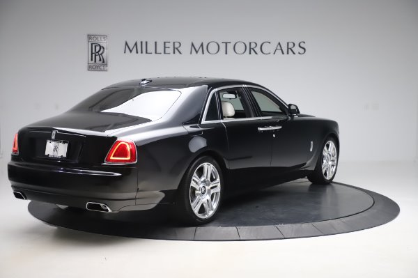 Used 2015 Rolls-Royce Ghost for sale $159,900 at Aston Martin of Greenwich in Greenwich CT 06830 8