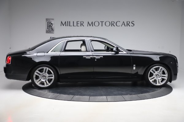Used 2015 Rolls-Royce Ghost Base for sale Call for price at Aston Martin of Greenwich in Greenwich CT 06830 9