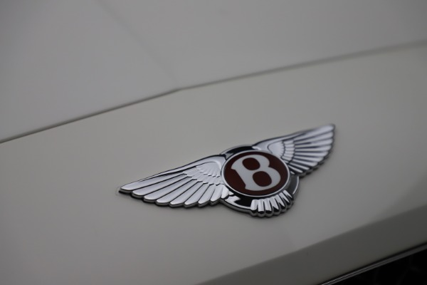 Used 2014 Bentley Continental GTC V8 for sale $114,900 at Aston Martin of Greenwich in Greenwich CT 06830 21