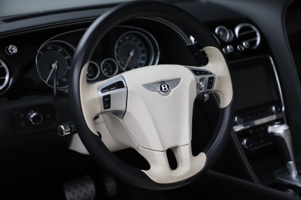 Used 2014 Bentley Continental GTC V8 for sale $114,900 at Aston Martin of Greenwich in Greenwich CT 06830 26