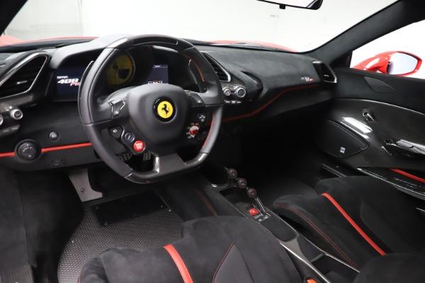 Used 2019 Ferrari 488 Pista for sale $451,900 at Aston Martin of Greenwich in Greenwich CT 06830 13