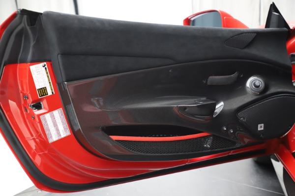 Used 2019 Ferrari 488 Pista for sale $451,900 at Aston Martin of Greenwich in Greenwich CT 06830 16