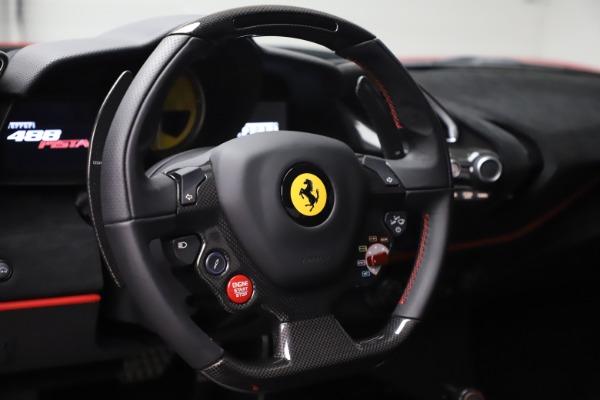 Used 2019 Ferrari 488 Pista for sale $451,900 at Aston Martin of Greenwich in Greenwich CT 06830 20