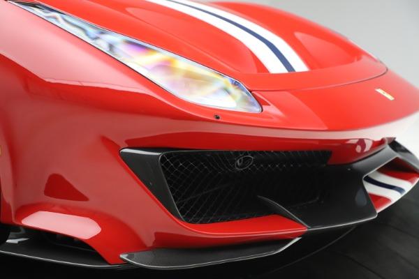 Used 2019 Ferrari 488 Pista for sale $451,900 at Aston Martin of Greenwich in Greenwich CT 06830 27