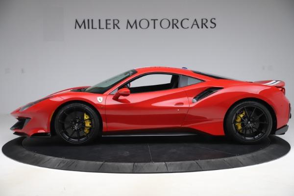 Used 2019 Ferrari 488 Pista for sale $451,900 at Aston Martin of Greenwich in Greenwich CT 06830 3
