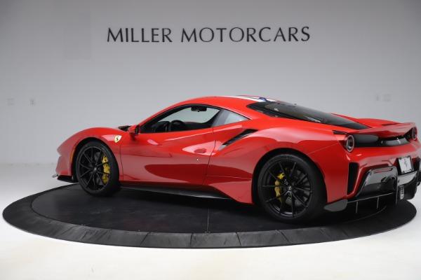 Used 2019 Ferrari 488 Pista for sale $451,900 at Aston Martin of Greenwich in Greenwich CT 06830 4