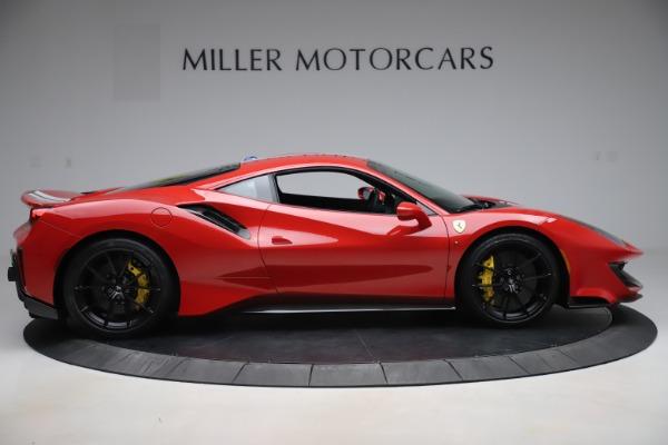 Used 2019 Ferrari 488 Pista for sale $451,900 at Aston Martin of Greenwich in Greenwich CT 06830 9
