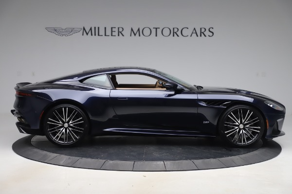 New 2020 Aston Martin DBS Superleggera Coupe for sale $338,286 at Aston Martin of Greenwich in Greenwich CT 06830 10