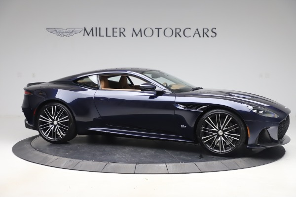 New 2020 Aston Martin DBS Superleggera for sale $338,286 at Aston Martin of Greenwich in Greenwich CT 06830 11