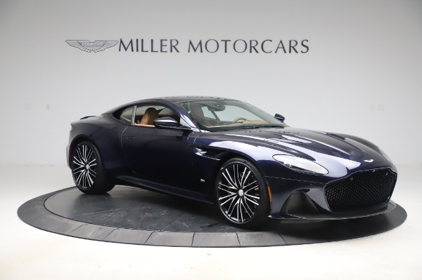 New 2020 Aston Martin DBS Superleggera for sale $338,286 at Aston Martin of Greenwich in Greenwich CT 06830 12