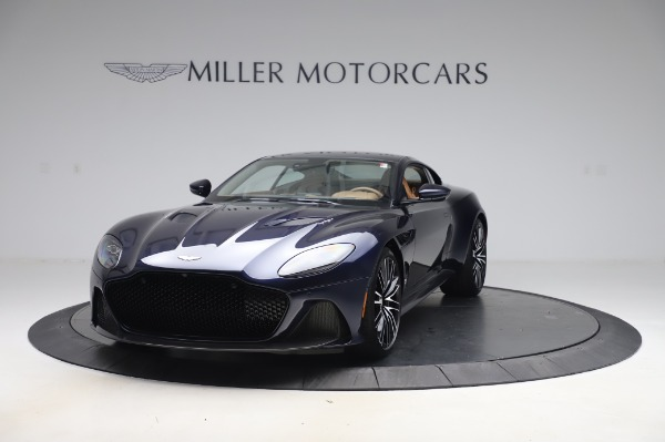 New 2020 Aston Martin DBS Superleggera for sale $338,286 at Aston Martin of Greenwich in Greenwich CT 06830 3