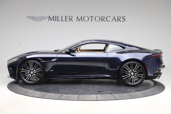New 2020 Aston Martin DBS Superleggera for sale $338,286 at Aston Martin of Greenwich in Greenwich CT 06830 4