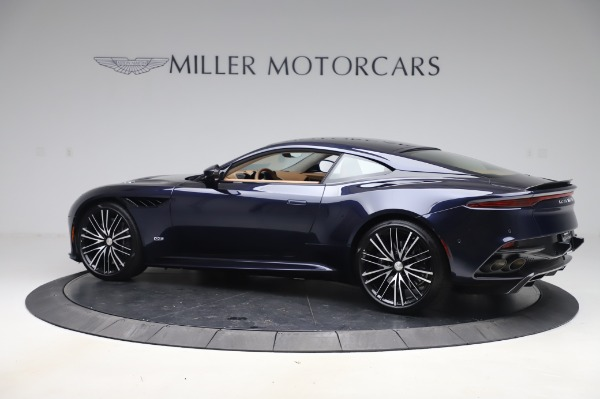 New 2020 Aston Martin DBS Superleggera for sale $338,286 at Aston Martin of Greenwich in Greenwich CT 06830 5