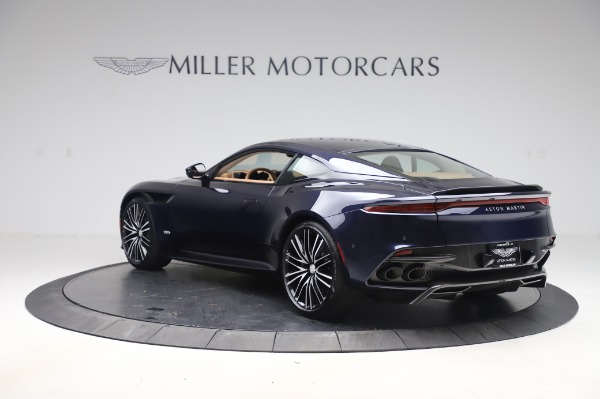 New 2020 Aston Martin DBS Superleggera for sale $338,286 at Aston Martin of Greenwich in Greenwich CT 06830 6