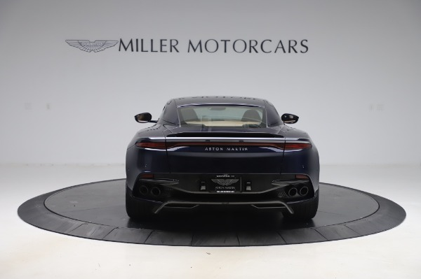New 2020 Aston Martin DBS Superleggera for sale $338,286 at Aston Martin of Greenwich in Greenwich CT 06830 7