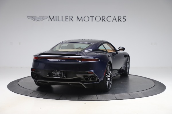 New 2020 Aston Martin DBS Superleggera for sale $338,286 at Aston Martin of Greenwich in Greenwich CT 06830 8
