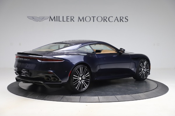 New 2020 Aston Martin DBS Superleggera Coupe for sale $338,286 at Aston Martin of Greenwich in Greenwich CT 06830 9