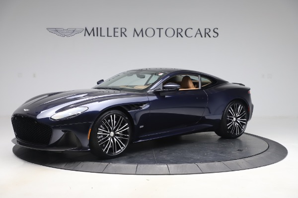 New 2020 Aston Martin DBS Superleggera Coupe for sale $338,286 at Aston Martin of Greenwich in Greenwich CT 06830 1
